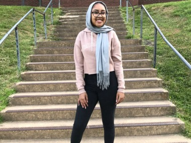 Muslim-teen