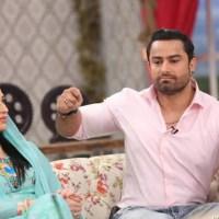 اداکاراحمد بٹ کی ایک بار پھر گلوکارہ حمیر اارشد کو اہم ''راز''فاش کر نے کی دھمکی