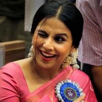 Vidya Balan wouldn't mind kissing a woman on-screen