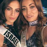 Miss Iraq Forced To Flee Over Selfie She Took With Miss Israel