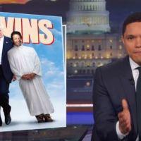 عمران خان پاکستان کے ٹرمپ'، امریکی کامیڈین کے شو پر تنازع